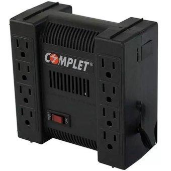 Linio: Regulador De Voltaje Complet 1300VA 8 Contactos (envío gratis con Linio Plus)