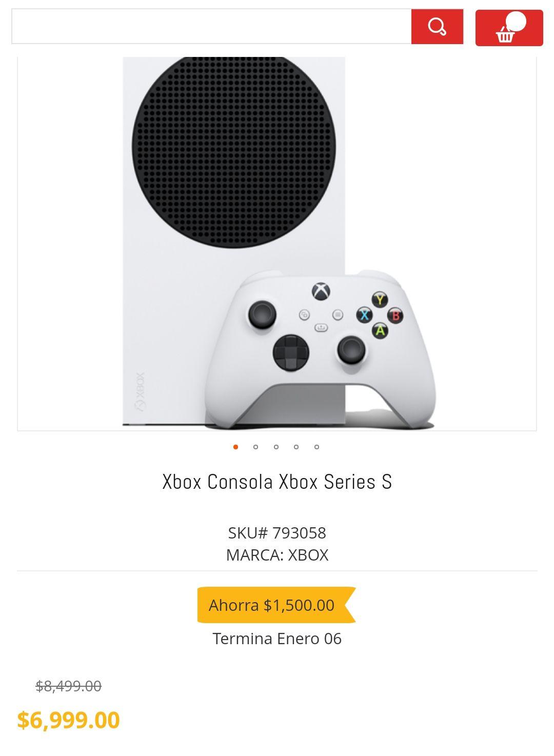 HEB: Xbox Series S
