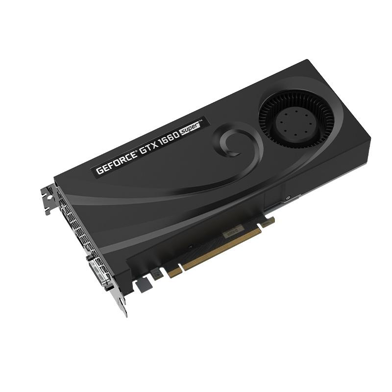 Cyberpuerta: Tarjeta de Video PNY NVIDIA GeForce GTX 1660 SUPER Blower, 6GB 192-bit GDDR6, PCI Express x16 3.0