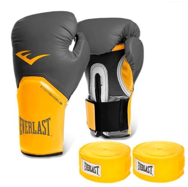 Costco: guantes everlast 12oz con vendas