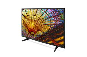 "Amazon MX: Pantalla 4k LG 43"" Modelo 2016 43UH6100 SmartTV LED 120Hz"