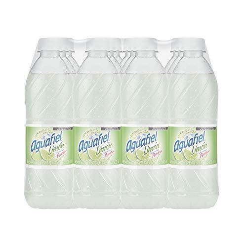 Amazon: Aguafiel, Frutal Limón 500 Ml, Botella Pet, 12 Piezas