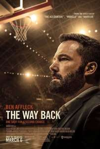 iTunes: The Way Back 4k + Dolby Atmos