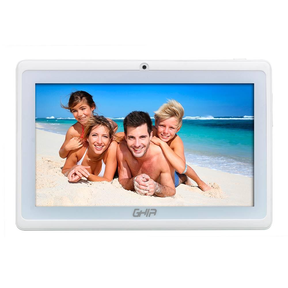 Walmart en línea: Tablet Ghia Notghia 141 Blanca a $839