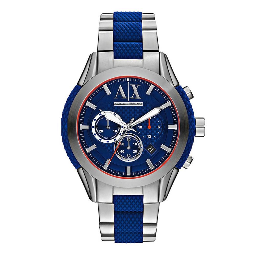 Walmart en línea: Reloj Armani Exchange Análogo Caballero AX1386 $2,399 + 18 MSI