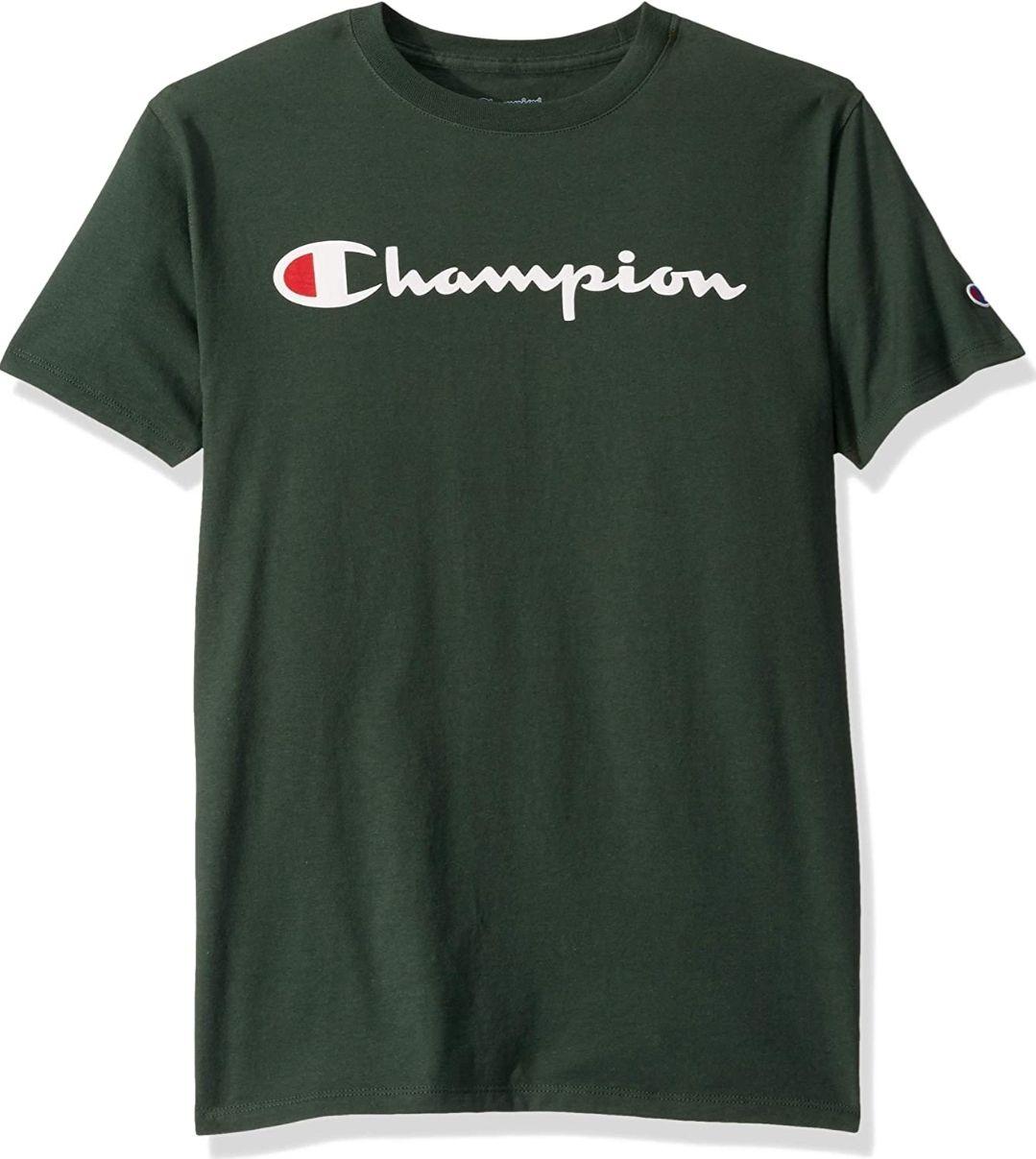 Amazon: Playeras Champion