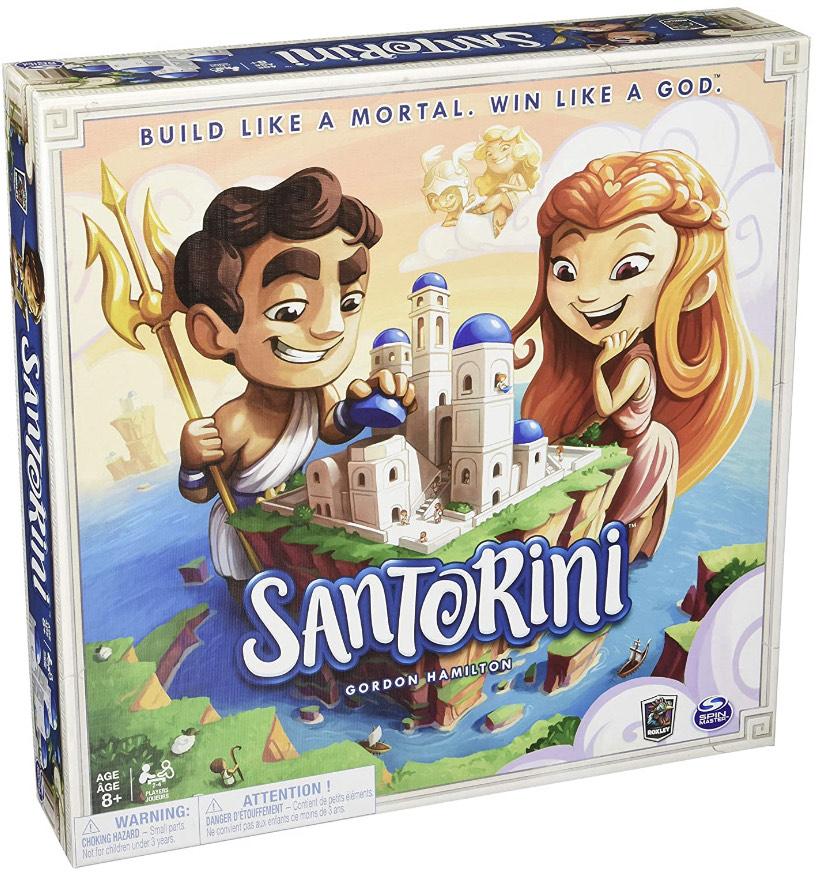 Walmart: Santorini - Roxley Games Juego de Mesa