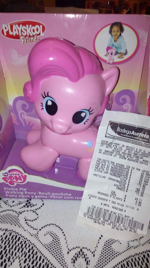 Bodega Aurrerá Ags: My little Pony a $35.01
