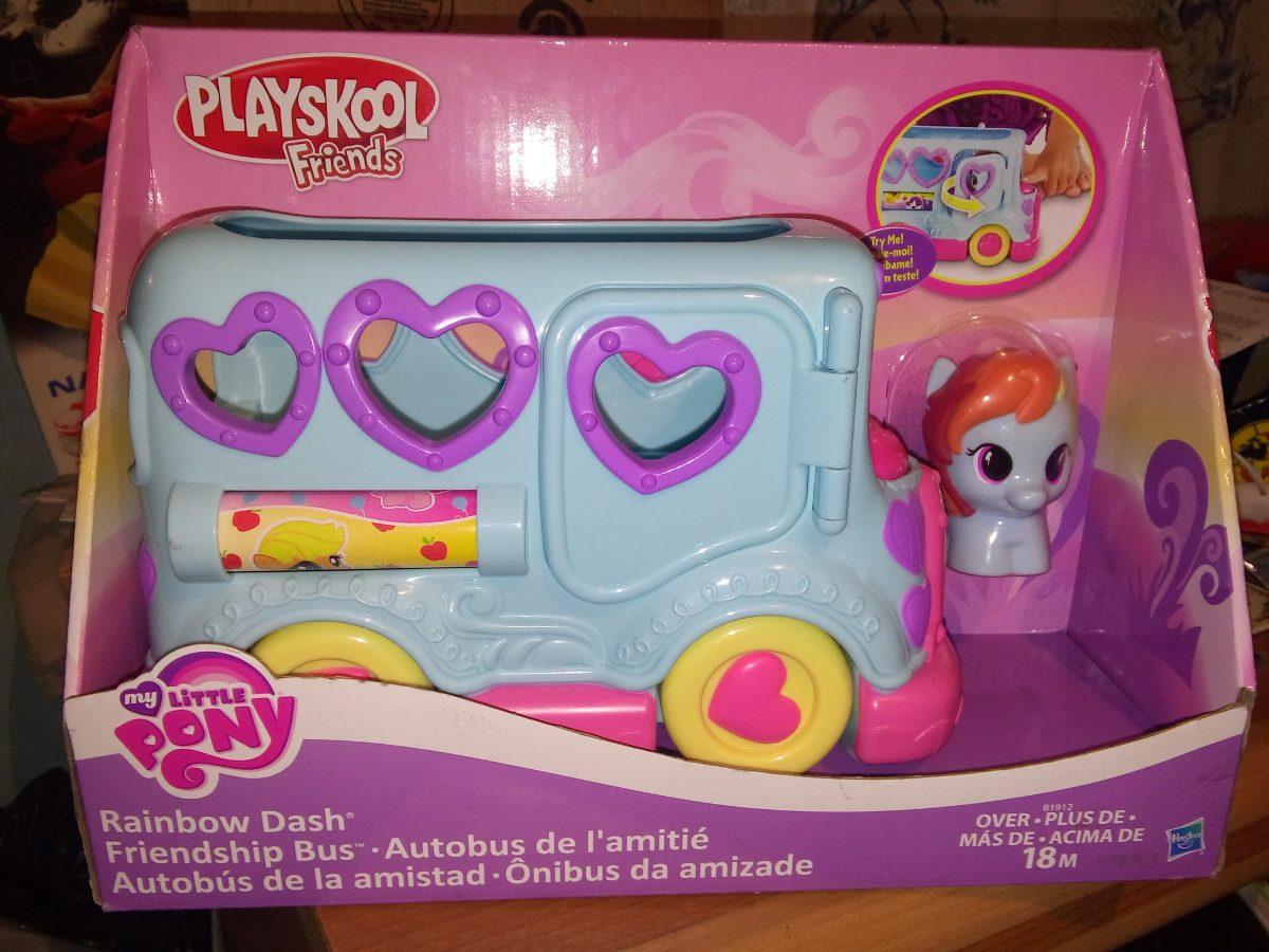 Walmart Chalco: My Little Pony Autobús de la Amistad de $349 a $45.01 y más