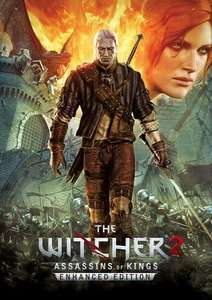 Eneba: The Witcher 2 Assassins of Kings (Enhanced Edition) PC GOG KEY GLOBAL