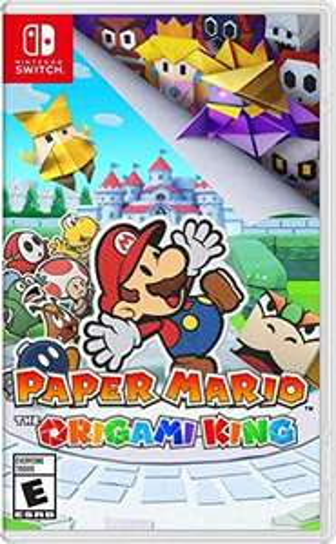 Amazon: Paper Mario Origami King para nintendo Switch