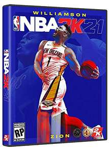 Amazon: NBA 2K21 para PS5 (Versión Next Gen)