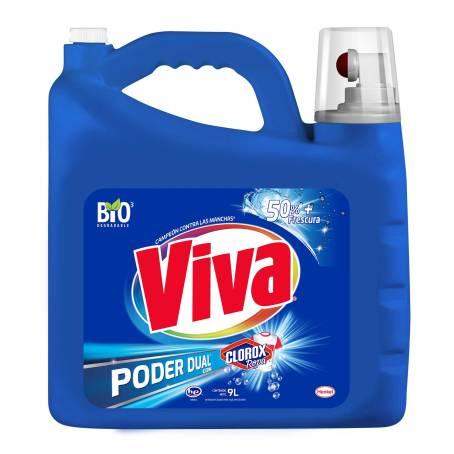 Sam's Club: Viva detergente liquido de 9 litros en $94