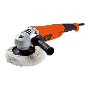 "Amazon, Pulidora Black and Decker 7"" 1300 watts"
