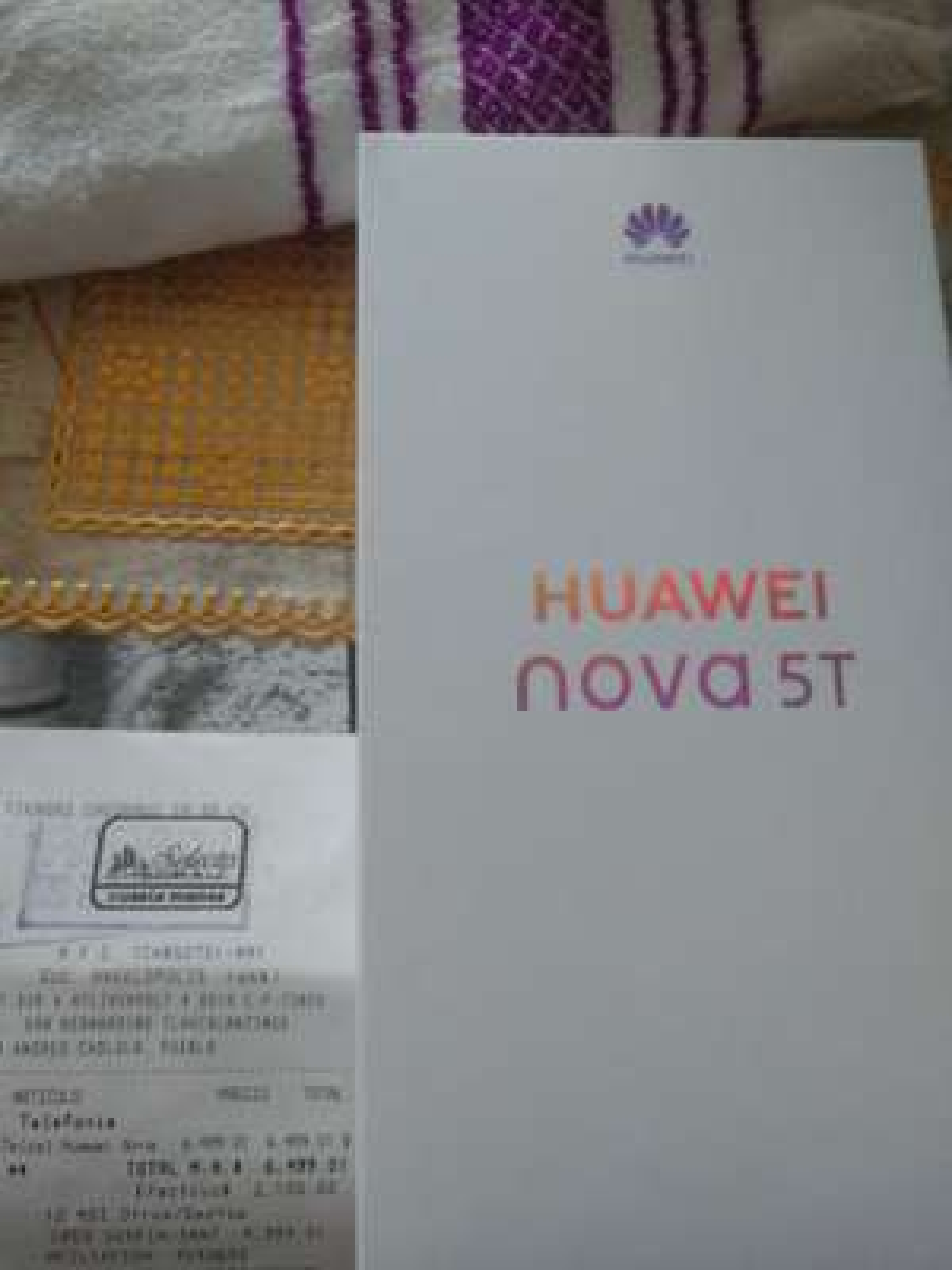 Chedraui Selecto: Huawei Nova 5t