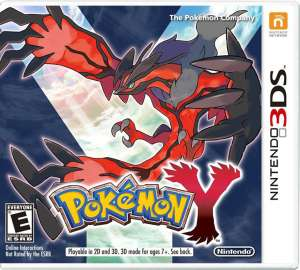 Best Buy: Pokemon Y para nintendo 3ds