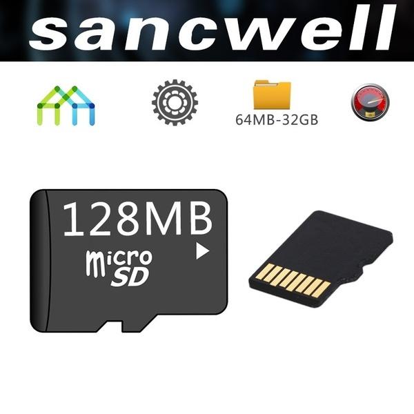 Wish: Micro SD (128 MB) a $113