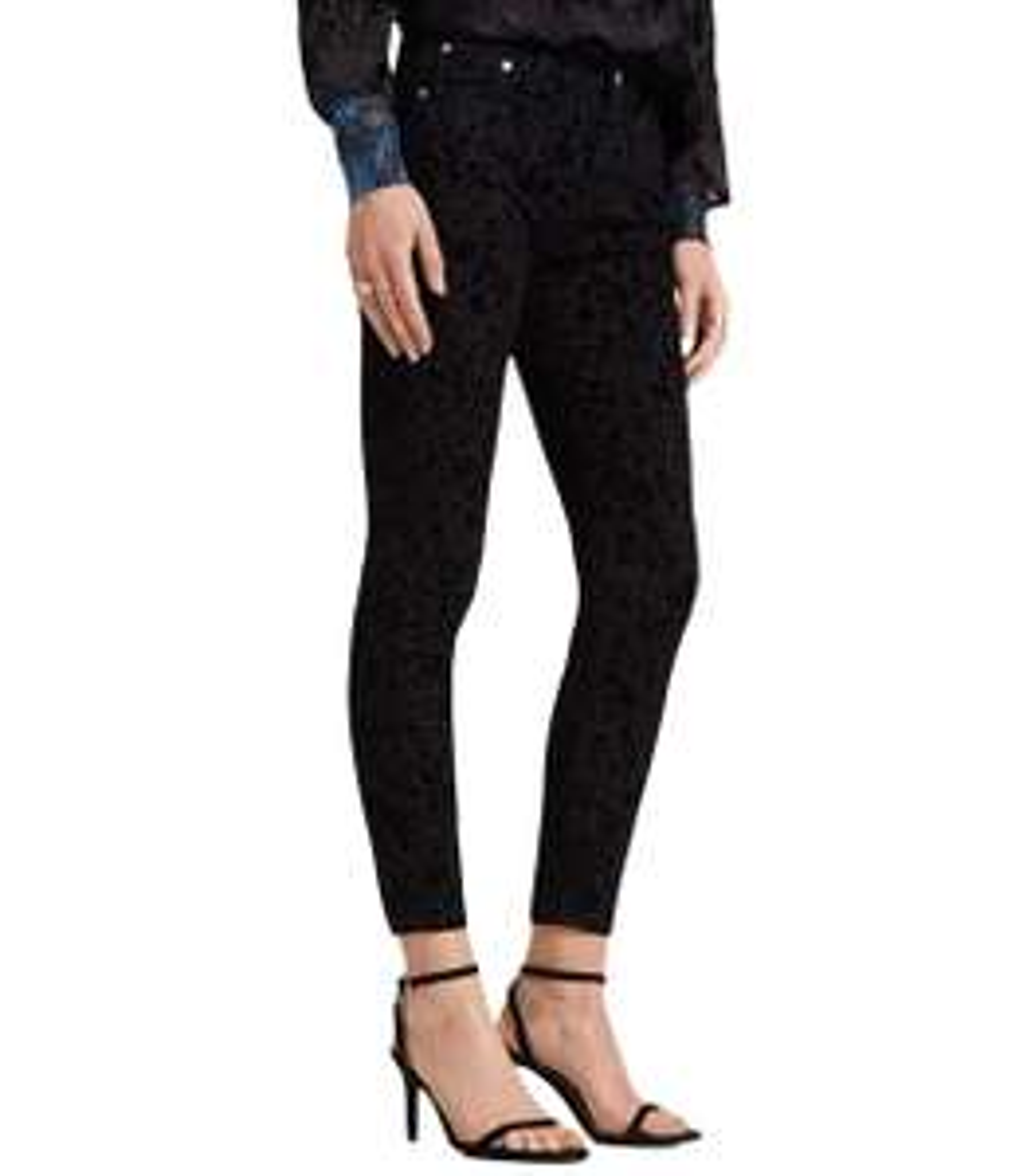Palacio de Hierro: Desigual Jeans Slim Fit Mujer 70% Desc
