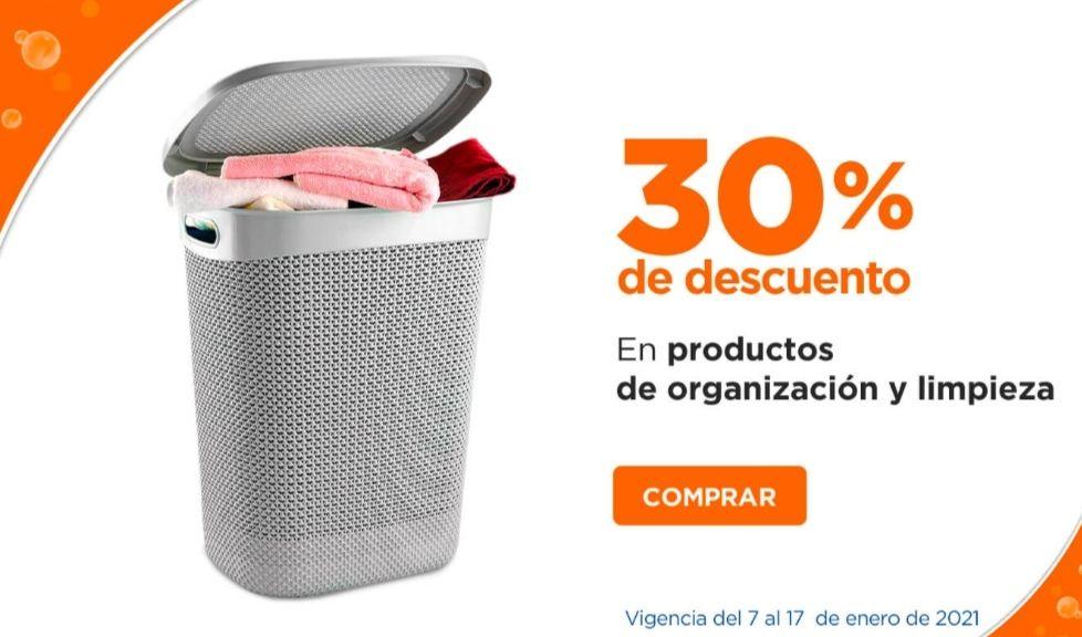 Chedraui: 30% de descuento en todo el plástico de limpieza