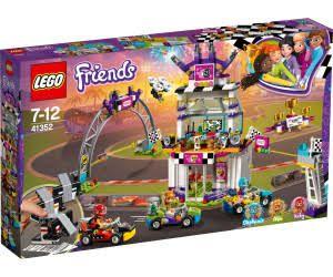 Elektra: Lego friends go kart big race