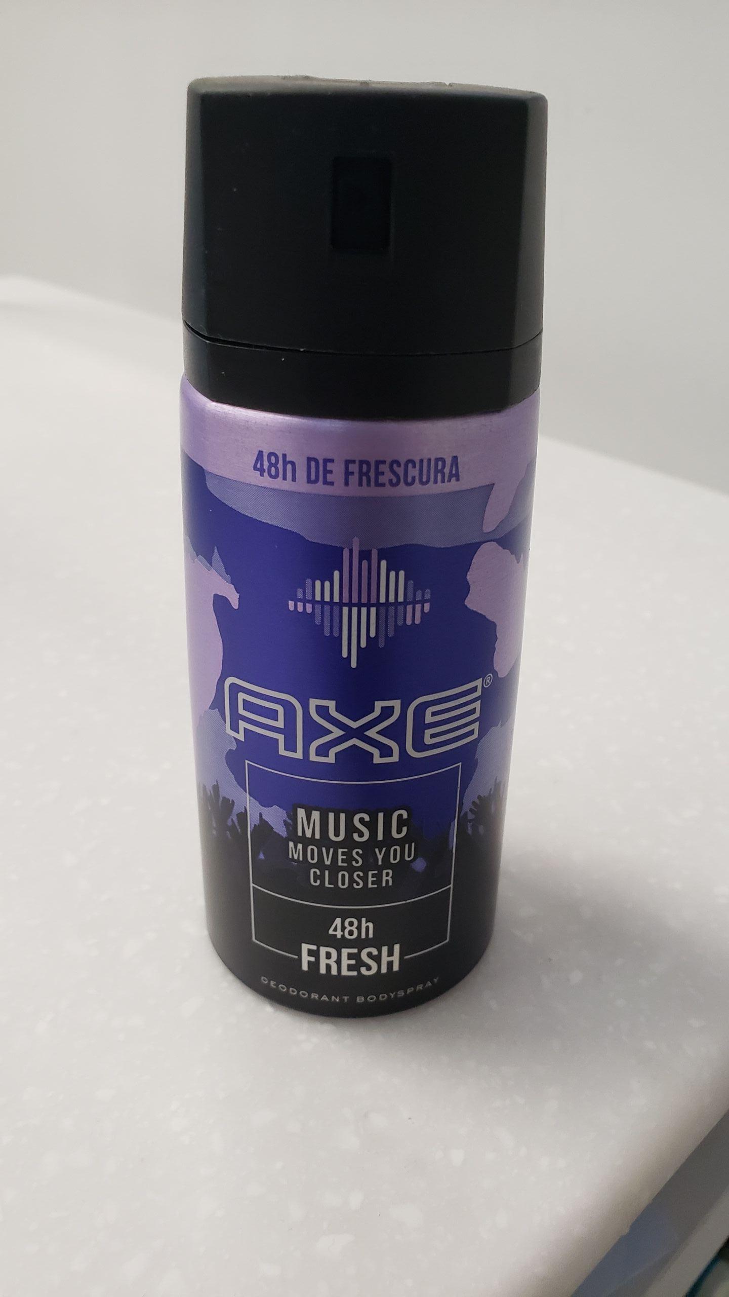 Farmacia San Pablo: Desororante Axe Music aerosol