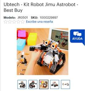 Best Buy: Ubtech Kit Robot Jimu
