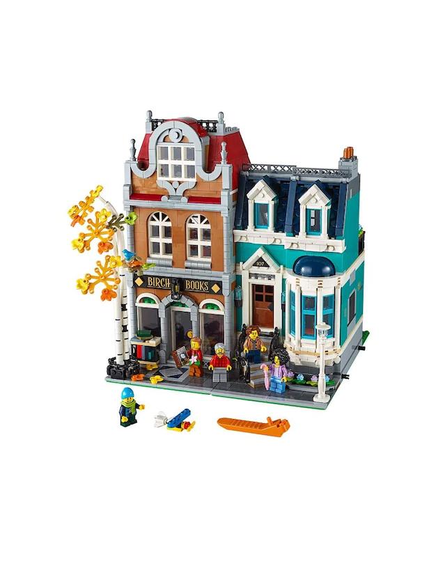 Liverpool: Lego Creator Bookshop