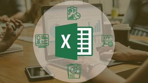 Udemy: Clase magistral de Microsoft Excel para gerentes comerciales