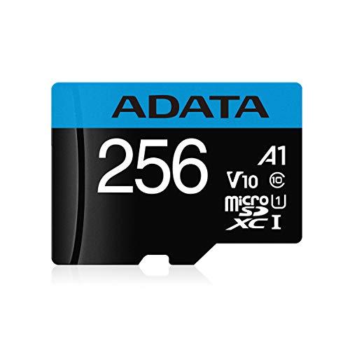Amazon - Micro SD ADATA 256GB A1 V10