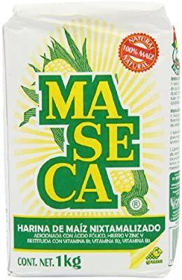 Amazon: Maseca Har Maiz De 1 Kg (paquete de 2)