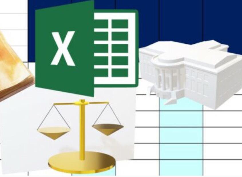 Udemy: Hoja de cálculo de Excel de contabilidad de fin de año de entrada de impuestos y ajustes
