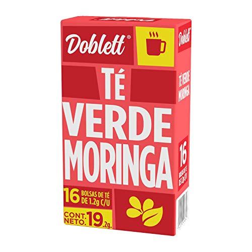 Amazon: Doblett Te Verde Moringa 24/16/19.2Gr, 19.2 Gramos