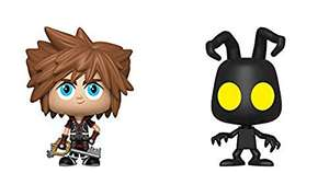 Amazon: Funko Vynl Kingdom Hearts 3 Sora and Heartless