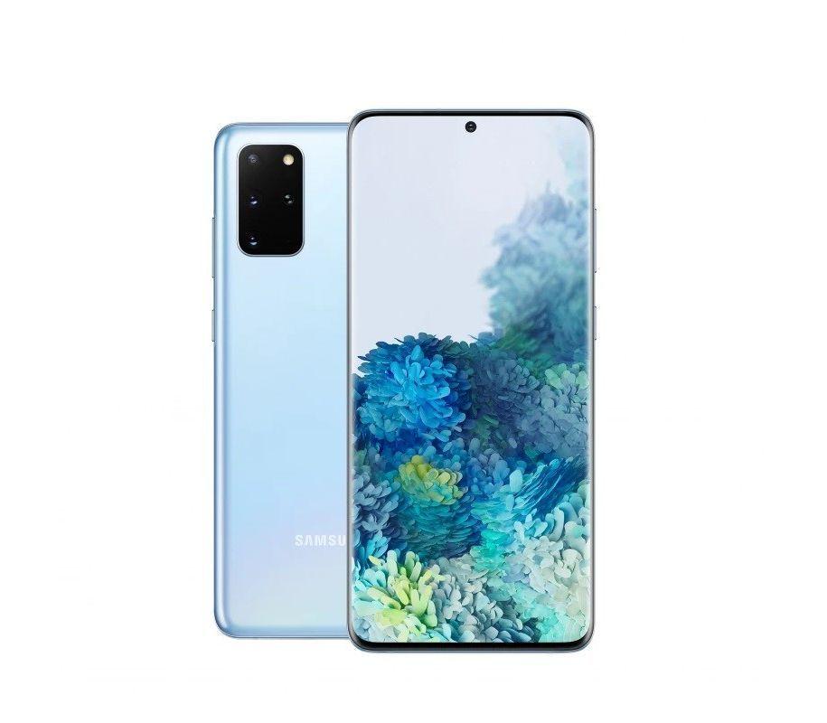 Linio: Samsung Galaxy S20 plus Azul Nube 128 gb Snapdragon