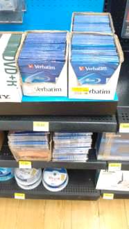Walmart: Bluray's Verbatim $10.03
