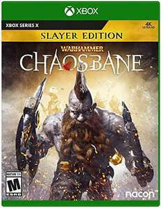 Amazon: Warhammer: Chaosbane - Slayer Edition - Special Edition - Xbox Series X