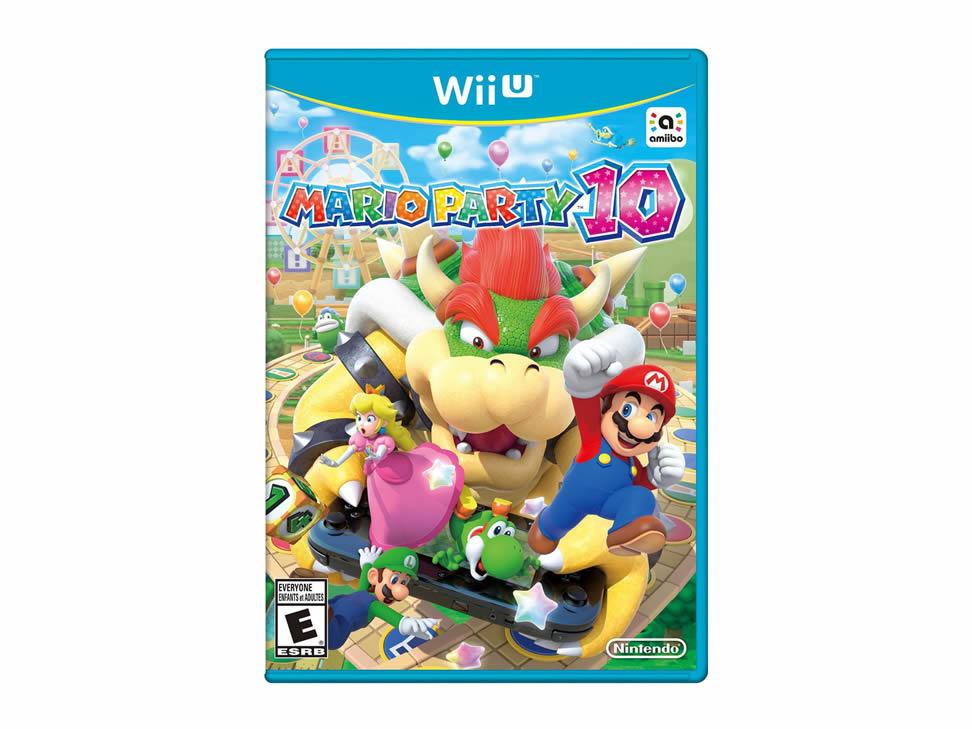 Liverpool en línea: Mario Party 10 para Wii U a $719
