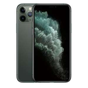 Best Buy: Apple - iPhone 11 Pro - 64 GB - Verde Medianoche (Telcel)