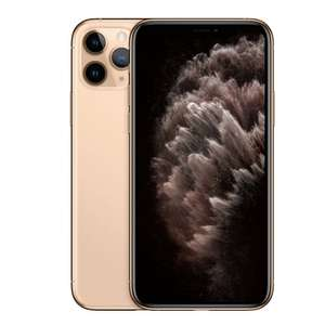 Best Buy: Apple - iPhone 11 Pro - 64 GB - Oro (AT&T)