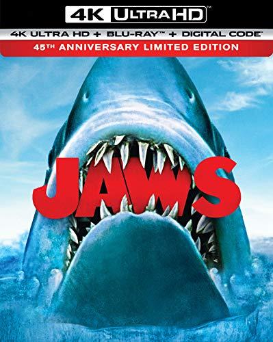 Amazon MX Jaws [Blu-ray + 4K + Copia digital]