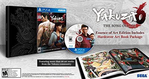 Amazon: Yakuza 6: The Song of Life - Essence of Art Edition - PlayStation 4