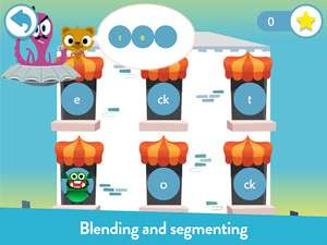 Google Play : Teach Your Monster to Read: Juego educativo