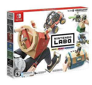 Amazon: Nintendo Labo - Vehicle Kit - Nintendo Switch - Standard Edition