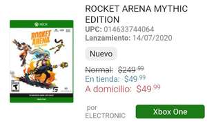 Game Planet , Rocket Arena Mythic Edition