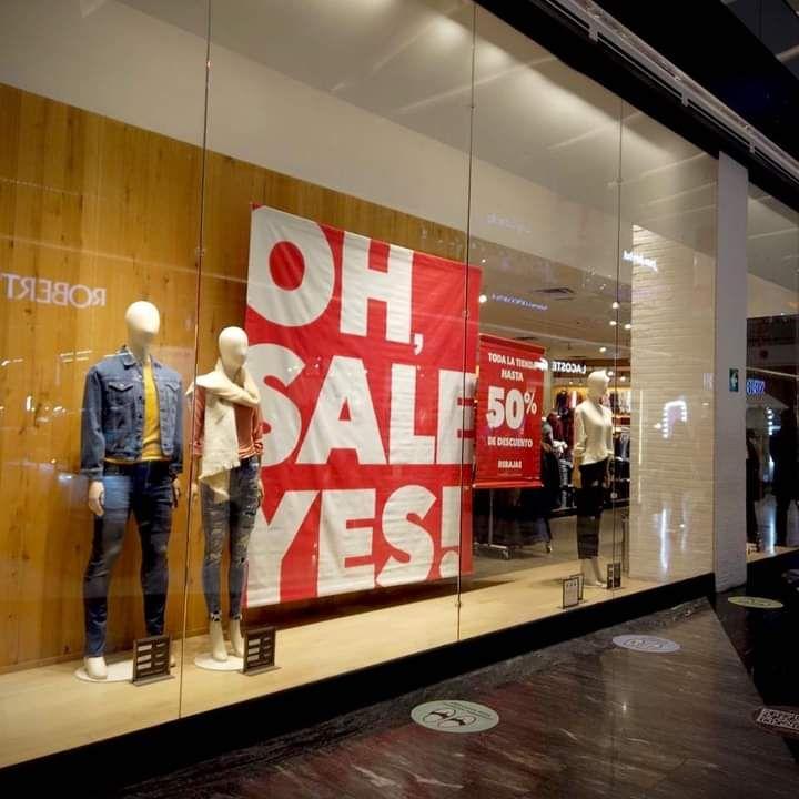 Ropa hasta 70% descuento en Fashion Drive en San Pedro, Nuevo Leon