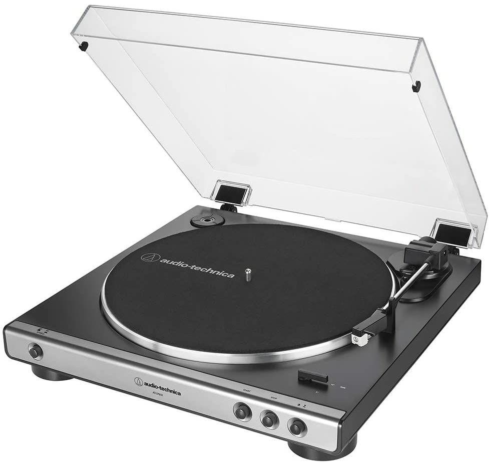 Amazon: tornamesa audio technica AT-LP60X-GM