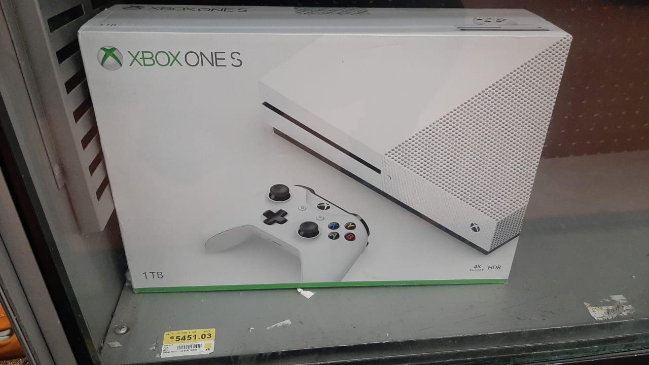 Walmart Merida. Xbox One S 1ra liquidación