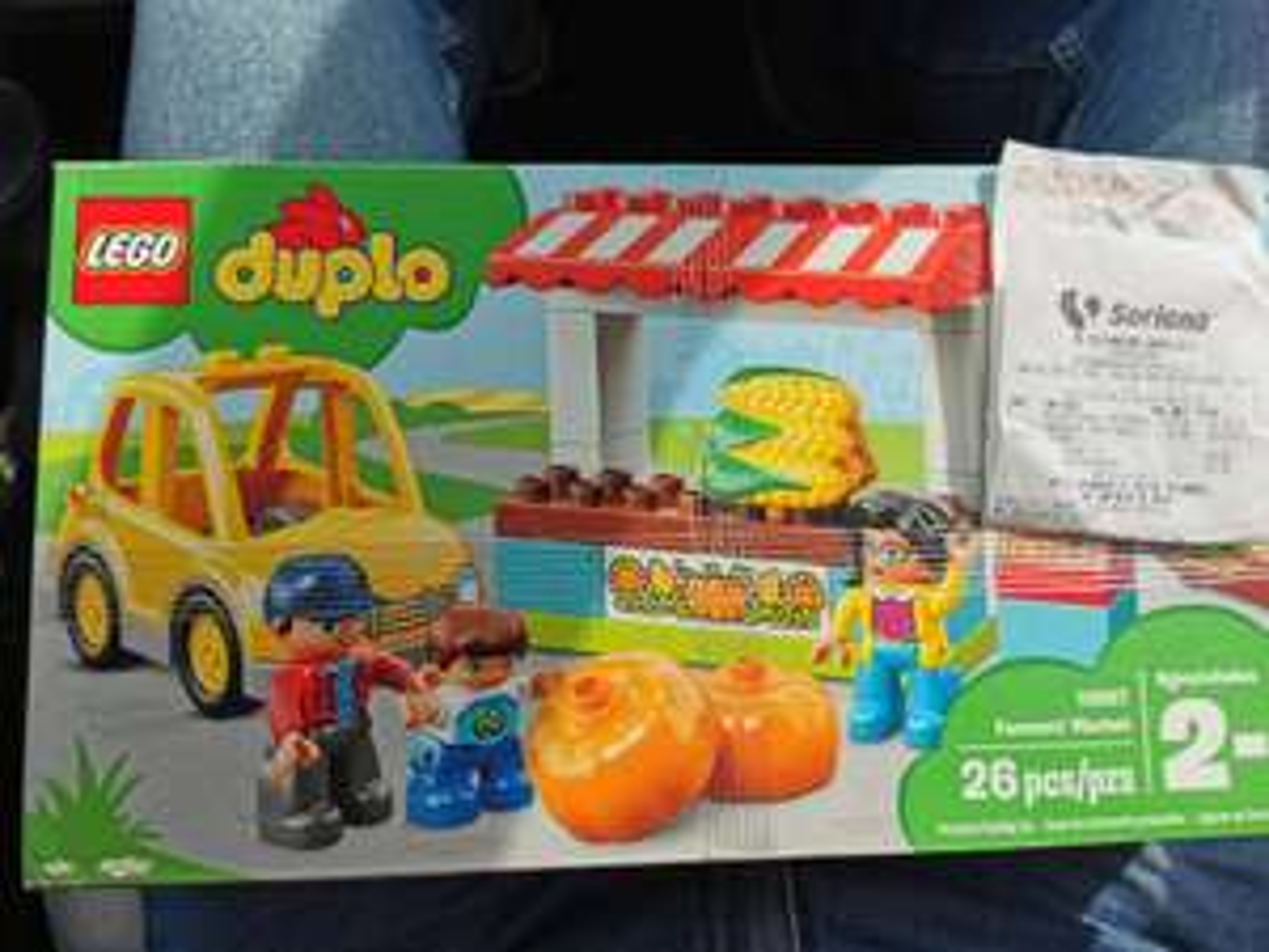 Soriana: Lego Duplo Farmers Market