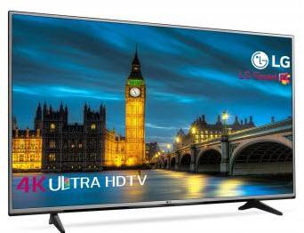"Linio: Pantalla LED Smart TV LG 55"", UHD"