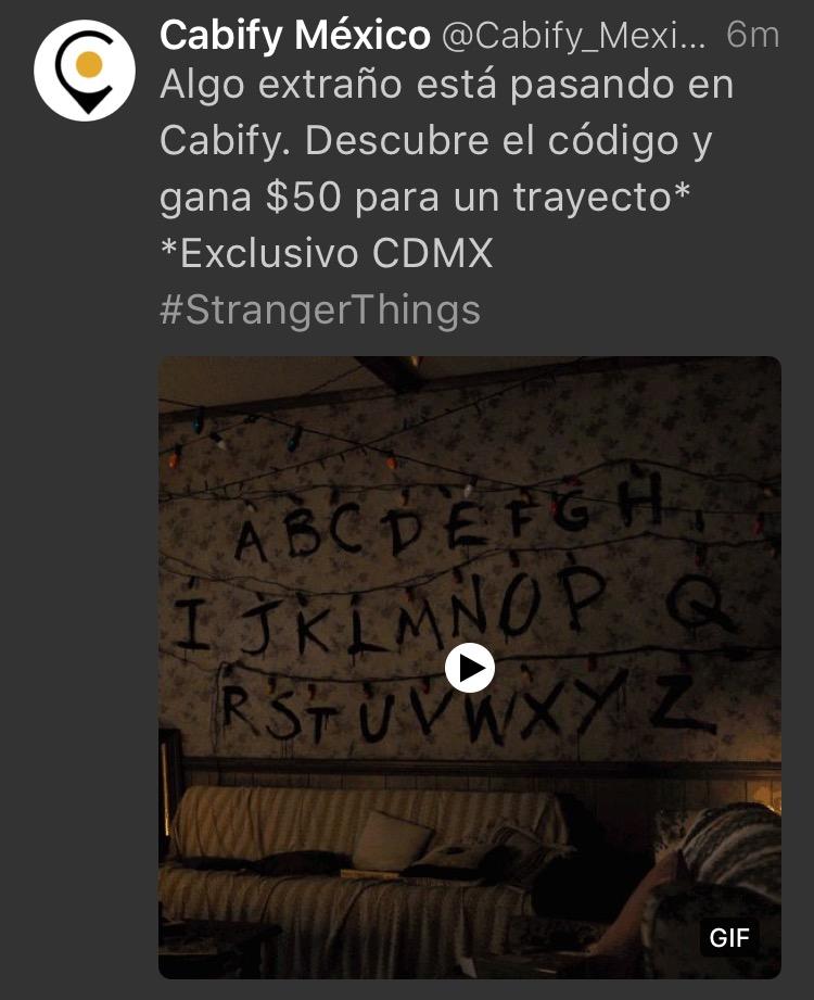 Cabify CDMX: viaje de $50 gratis para todos los usuarios